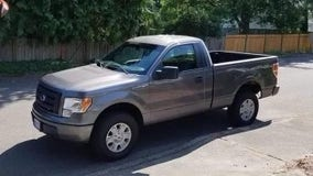 Truck stolen from Good Samaritan during armed carjacking found in South Seattle