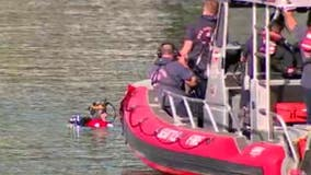 Recovery effort underway for paddle boarder reported missing in Seattle waters