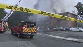 Fire kills 3 in Tukwila, causes landslide threatening structures