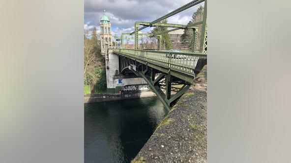 Seattle's Montlake Bridge to temporarily close