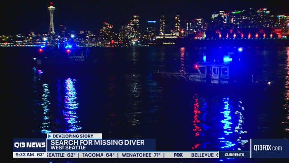 Body believed to be that of missing diver recovered in West Seattle