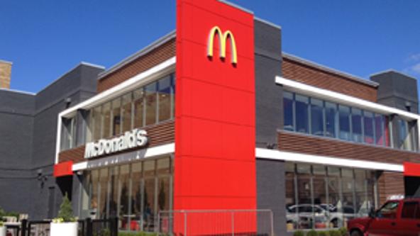McDonald's prepares to close dining rooms again
