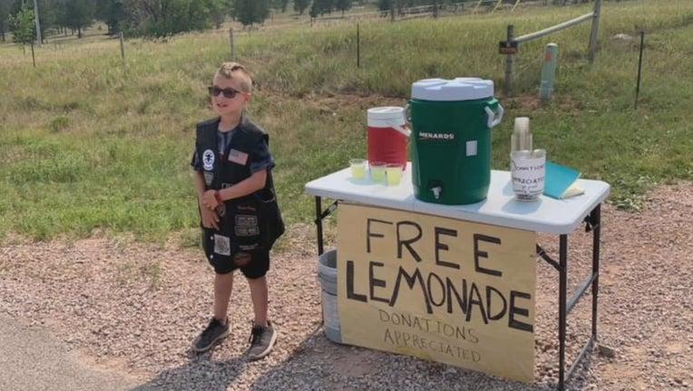 wyatt lemonade stand