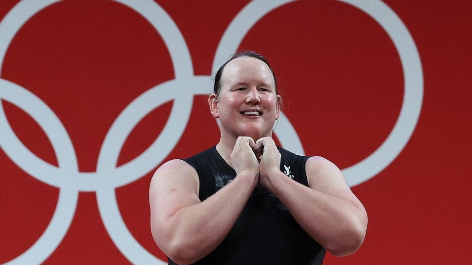 Tokyo 2020 Olympics: Weightlifting