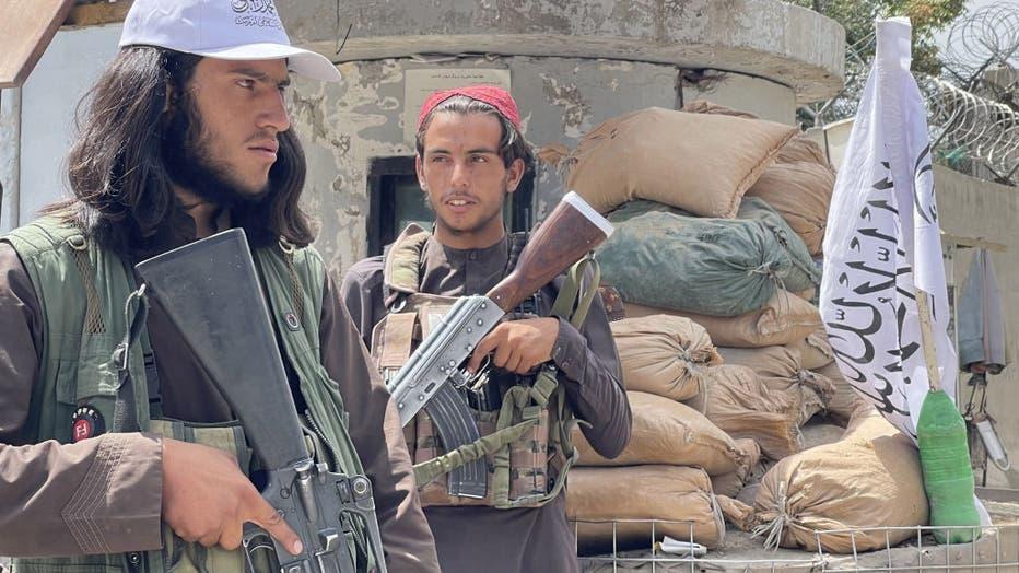 Taliban patrols Afghan capital Kabul