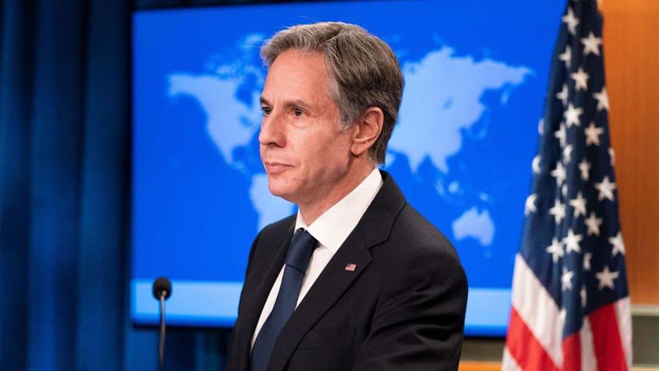 Secretary of State Antony Blinken