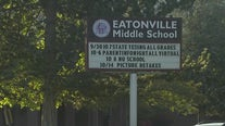 Eatonville Middle School students go back to remote learning due to COVID-19 outbreak