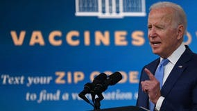 Biden will get COVID-19 booster shot on camera, White House says