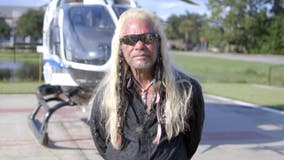 Brian Laundrie manhunt: Dog the Bounty Hunter sends in the K-9 unit