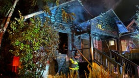 Family escapes fire at Airbnb rental home in Wallingford
