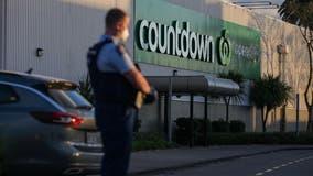 New Zealand attack: Police kill 'terrorist' after 6 stabbed at supermarket