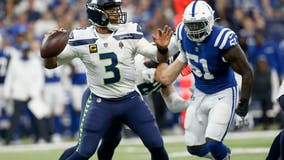 Russell Wilson helps lead Seahawks to 28-16 victory over Colts in season opener