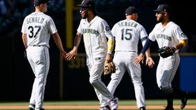 Mariners silence Houston bats again for 1-0 victory