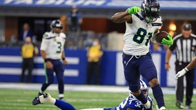 Seahawks place tight end Gerald Everett on Reserve/COVID-19 list