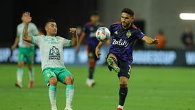 Club León rallies to top Sounders 3-2 in Leagues Cup final