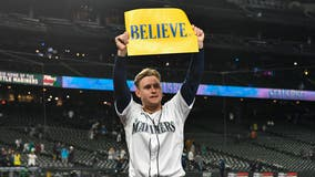 Contending Mariners win for 10th time in 11 games; A's out