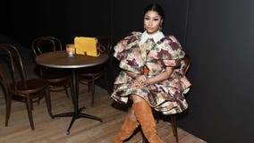 Nicki Minaj says she was invited to White House after COVID-19 vaccine tweet