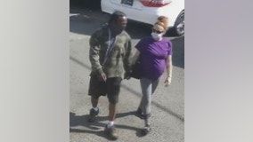 Troopers seek ID of pregnant woman and man wanted in violent carjackings