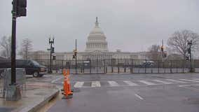 Police plan to reinstall Capitol fence ahead of Sept. 18 rally