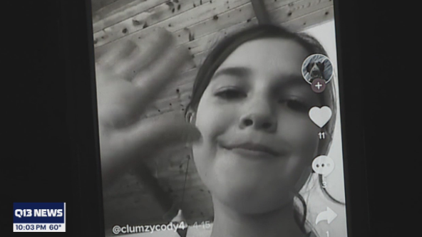 Family devastated after 10-year-old girl killed in accident at Grant County resort