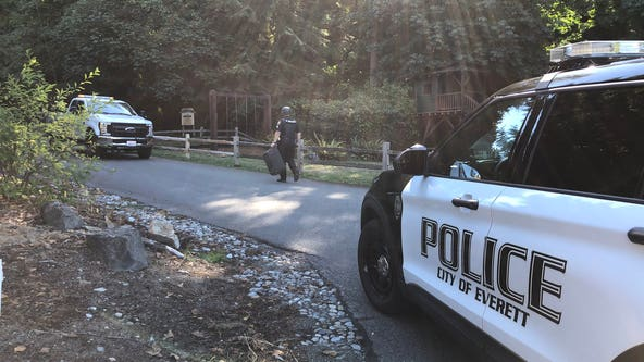 Homemade explosive device found at Woodway playground
