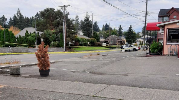 Woman found fatally shot in car in Tacoma, police say