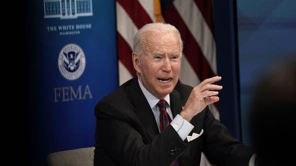 Biden to detail US response to Hurricane Ida ahead of Louisiana visit