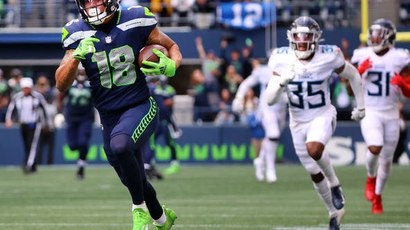 Derrick Henry leads Titans' late rally to stun Seahawks 33-30 in overtime