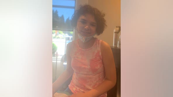 Edmonds Police looking for missing nine-year-old girl, last seen in Des Moines