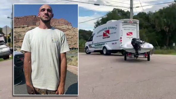 Where is Brian? Dive team called to preserve amid search for person of interest in Gabby Petito case