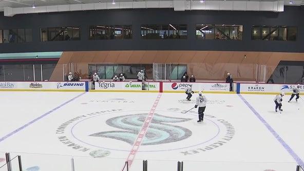 Seattle Kraken debuts brand new Kraken Community Complex