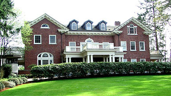 Woman breaches security at Washington governor's residence