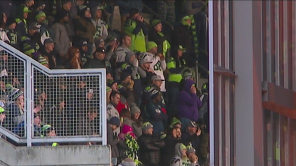 Blue Friday isn't quite the same amid COVID but Seahawks fans still celebrate return to Lumen Field