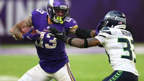 Cousins, Vikings cruise 30-17, end skid vs. Seahawks