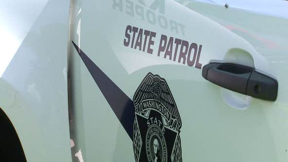 Seattle man shoots at motorcyclist who 'made a gesture' at him on I-90