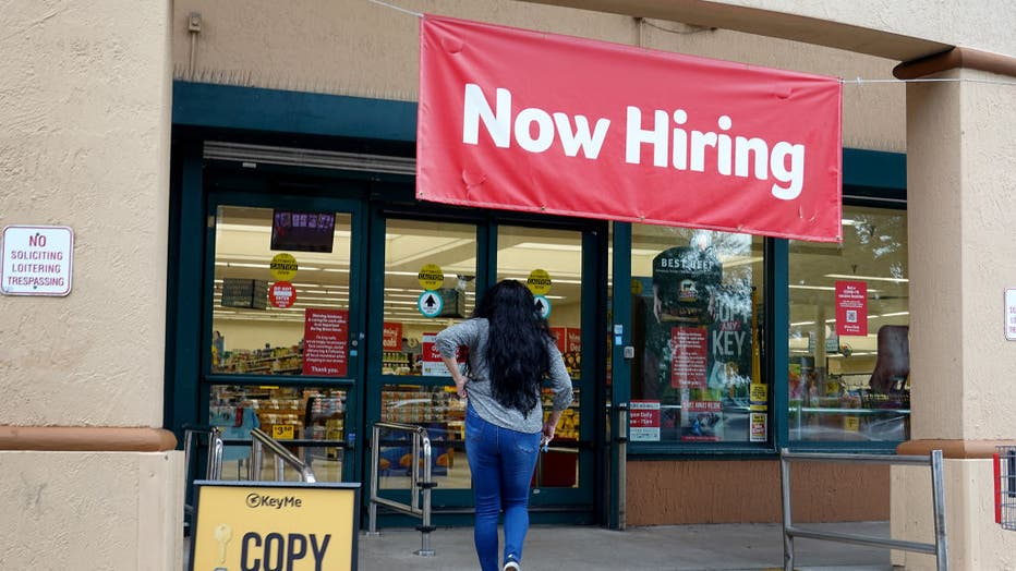 Unemployment Claims Rise Slightly, From A Pandemic Low