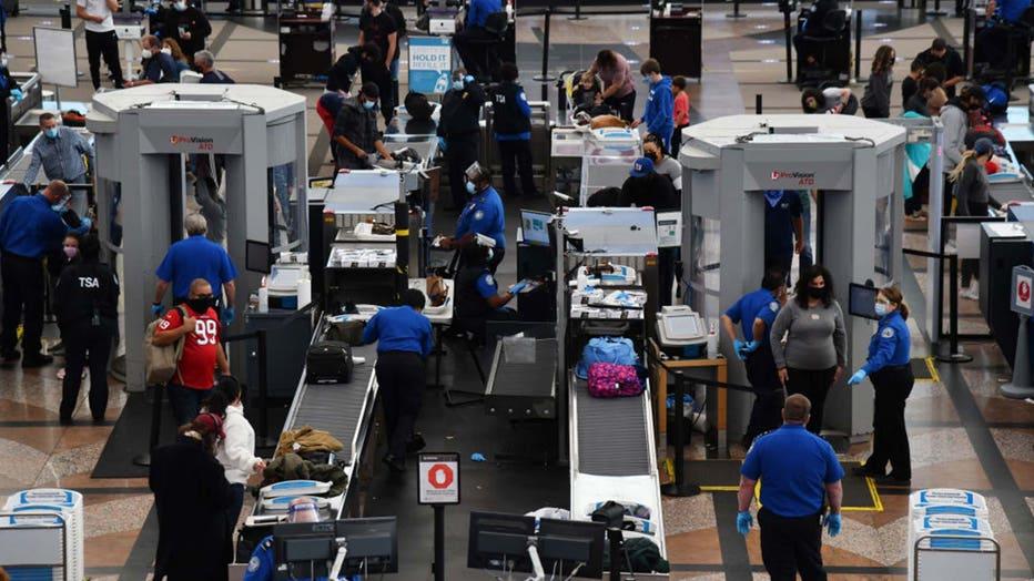 TSA security
