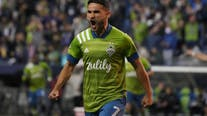 Sounders beat Rapids 3-0 to take Western Conference lead