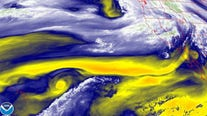 'Bomb cyclone' and 'atmospheric river' to impact West Coast this weekend