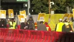 Carpenters union, contractors reach tentative agreement
