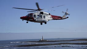 Two die after sailboat capsizes near Tillamook, Oregon