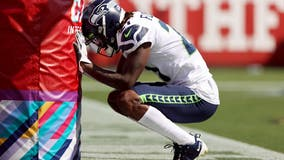 Revolving door at CB spins again as Seahawks waive Flowers