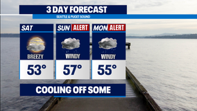 Stormy days ahead: Heavy rain, strong winds push us into some Weather Alert Days!