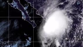 Pamela moves inland after slamming Mexico's Pacific coast as hurricane