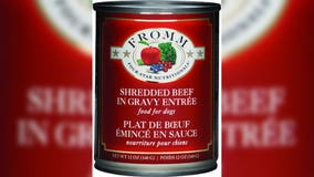 Dog food recalled over elevated levels of vitamin D