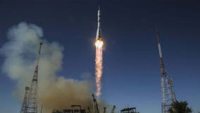 Russian film crew to make 1st movie in space aboard ISS