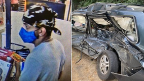 Lacey Police seek ID of suspect who stole unconscious crash victim's wallet
