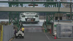 Washington State Ferries forced to cancel several sailings due to staff shortage