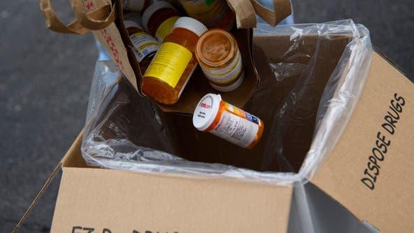 Healthy Living: DEA Prescription Drug Take Back Day is Oct. 23