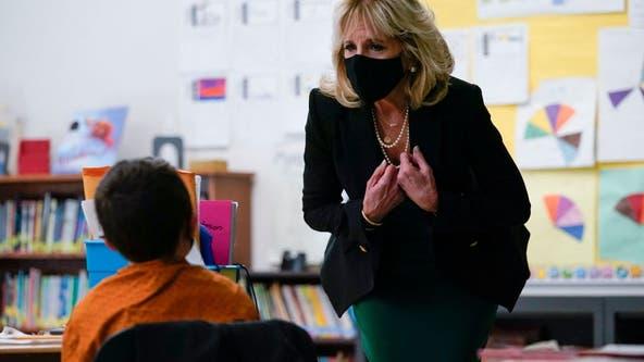 Jill Biden to host 2020, 2021 Teachers of the Year at White House